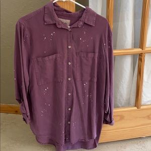 Thread & Supply Tencel Button Up